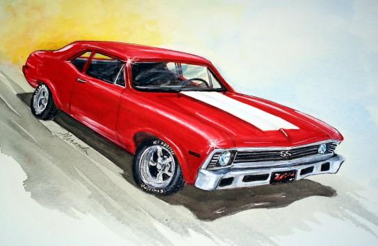 1970 Chevy Nova