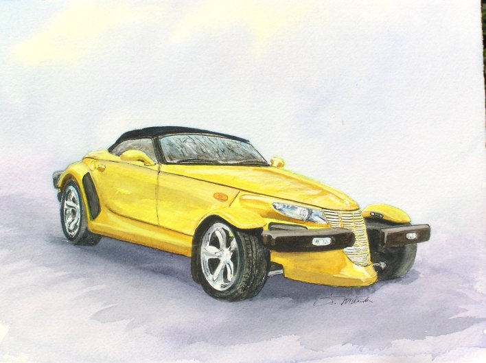 2000 Prowler
