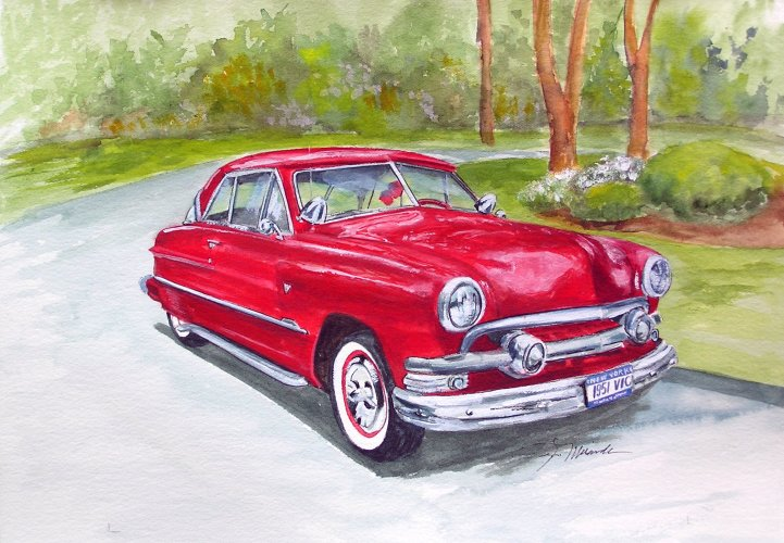 1951 Ford Crown Vic