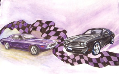 1972 & 2008 Challengers
