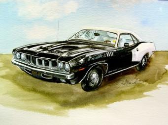 1971 Cuda