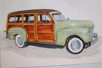41 Woody print